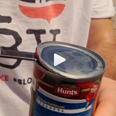 Travel Tips: How To Open A Can Without A Can Opener