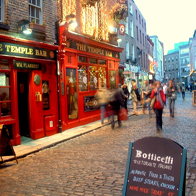 Somewhere In Time – Temple Bar – Dublin, Ireland