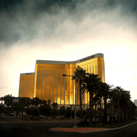 Rainy Day Photos of Las Vegas