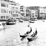 The Grand Canal – Venice, Italy – Somewhere In Time Weekly Travel Photo