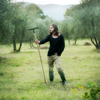 Portraits of Wwoofers in Tuscany, Italy -Part 2 of 3