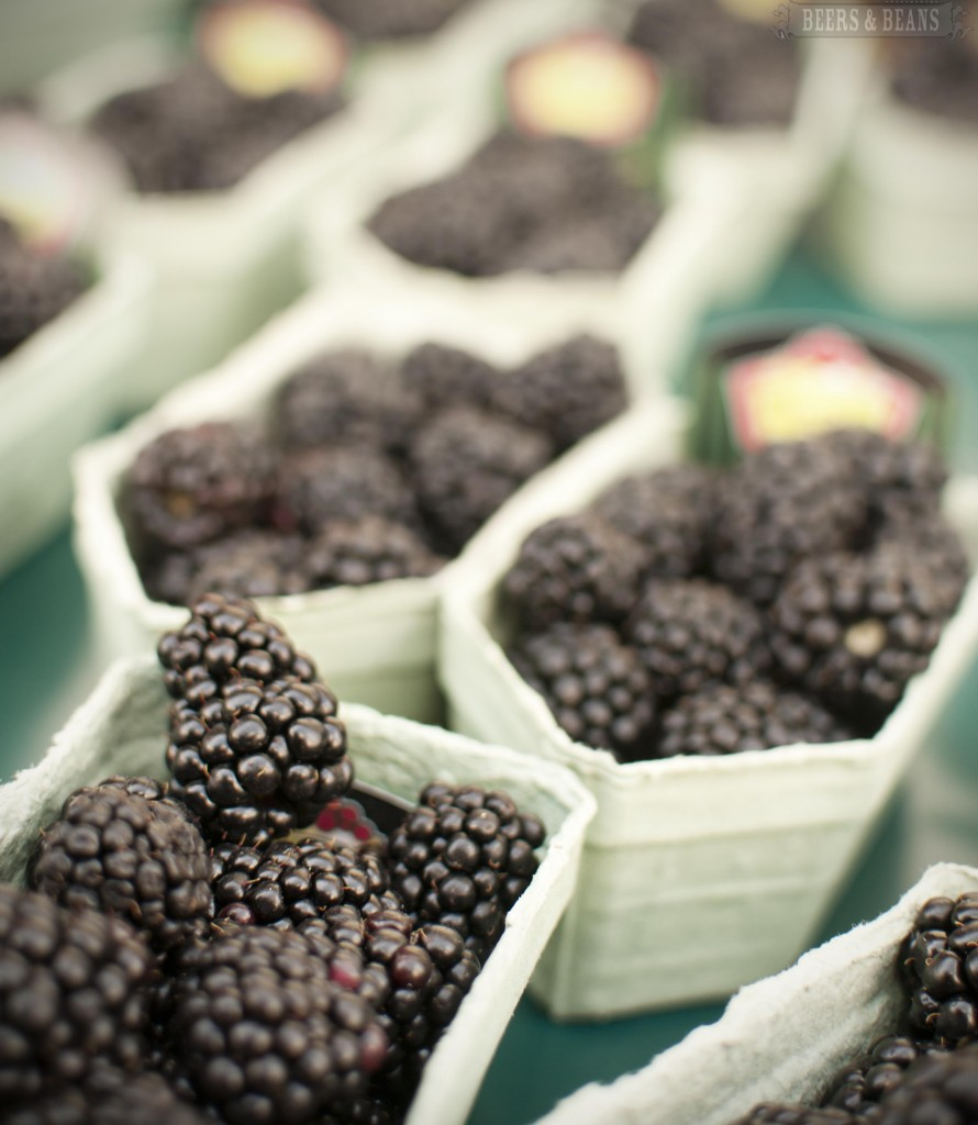Blackberries at a Paris Market smallerforBnB 890x1024 Scenes From A Paris Market   A Travel Photo Essay