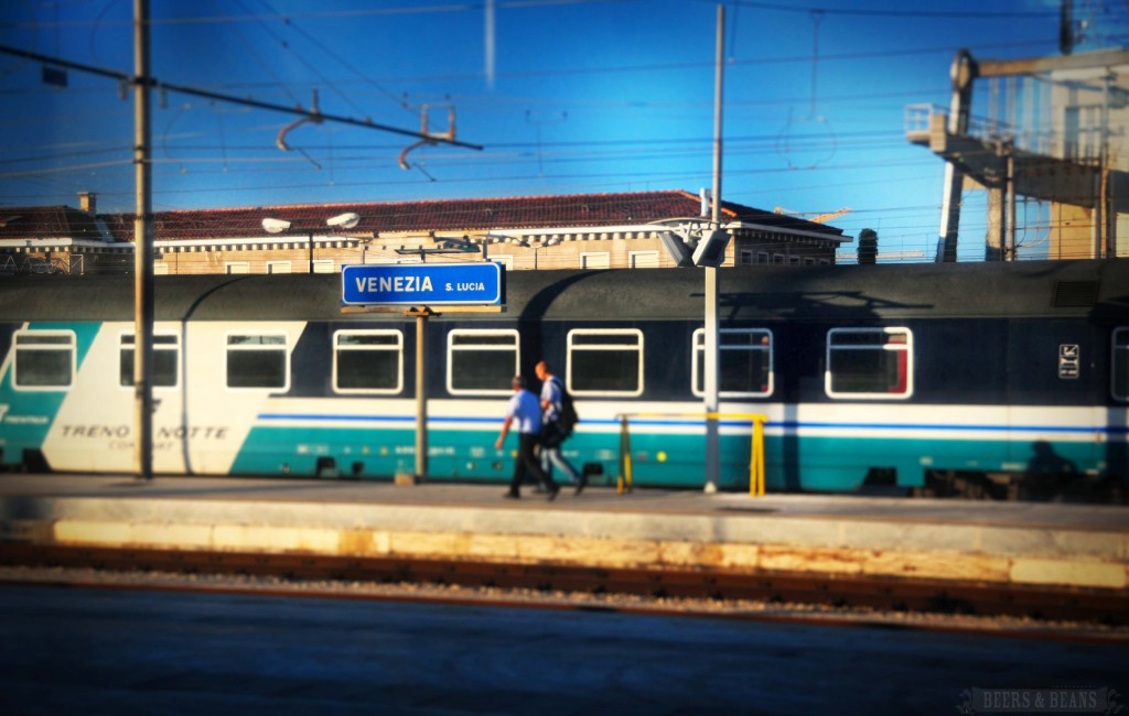 Venice Train Stop SmallerforBnB 1024x650 My Arrival To Italy   Scenes From An Italian Train