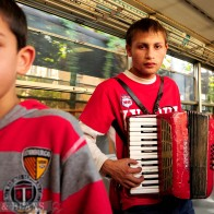 8  Shooting from the Heart - Accordian boy from Sorrento to Pompeii smaller