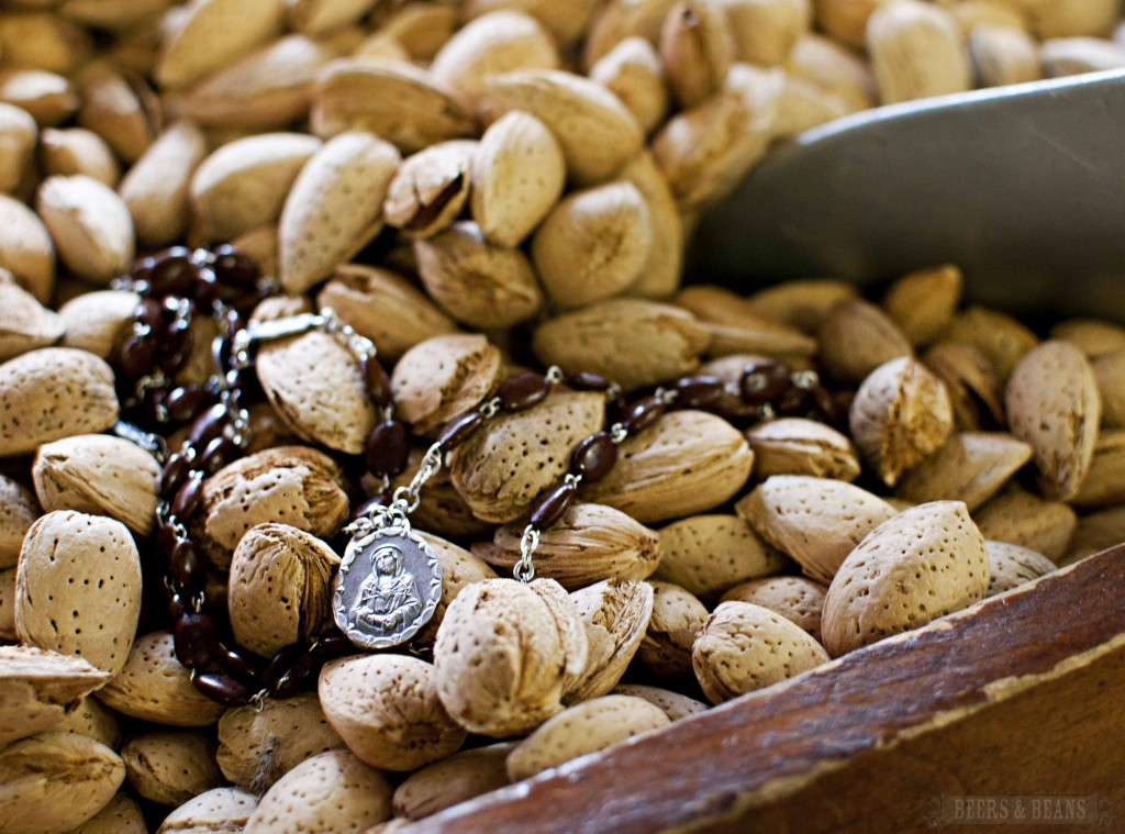 italian almonds smallerforbnb1 1024x759 13 Italian Foodie Tips I Learned on a Culinary Tour of Bostons North End (Plus 1!)