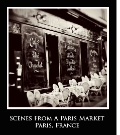 Paris cafe smallerforBnB 196x1962 Photo Essays