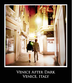 Venice After Dark Icon 3 Photo Essays