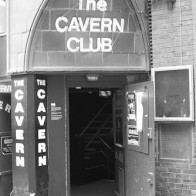The Cavern Club in Liverpool in England.