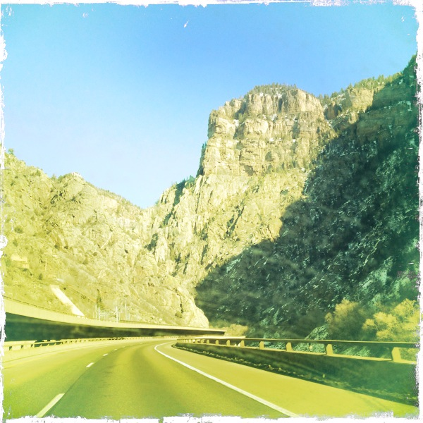 colorado highway Temecula to Denver: An InstaTog Session