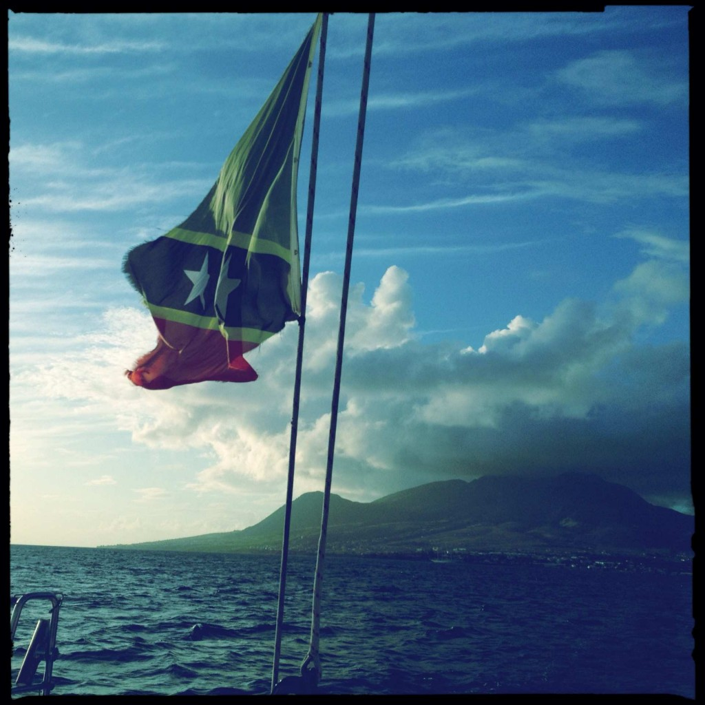 catamaran 10 1024x1024 Cruising the Caribbean Seas with the St. Kitts Marriott