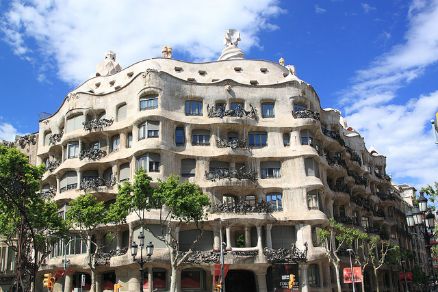 Discover The Architecture Of Gaudi In Barcelona
