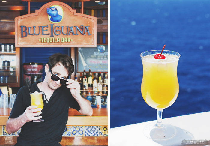 Our Favorite Watering Holes on the Carnival Vista