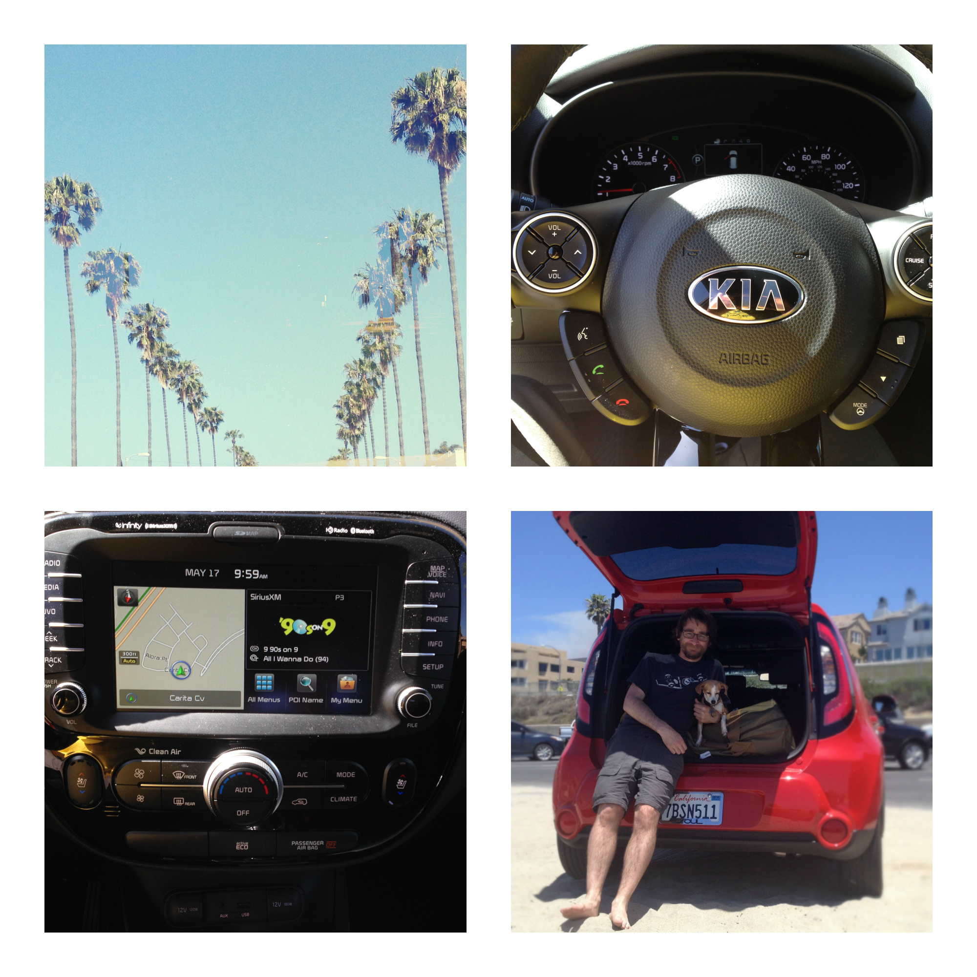 Kia Soul Collage Discovering North County San Diegos Best Skateparks with a Kia Soul