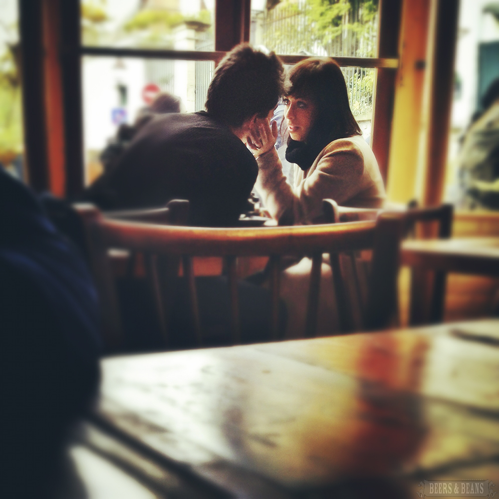 Love In A Paris Cafe SFM SM