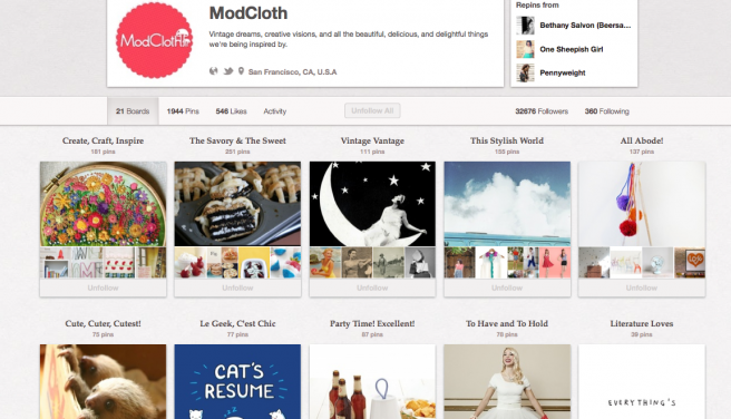 MODCLOTH PIN 656x376 Im a ModCloth Adventure Style Guest Pinner on Pinterest!