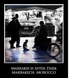 Marrakech After Dark Icon Photo Essays