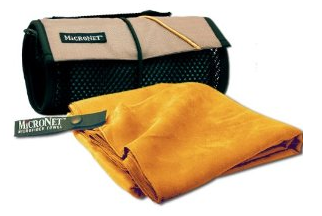 MicroFiber travel towel The Ultimate Traveler Holiday Gift List! ($50 and under!)