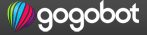 Gogobot logo screen capture.