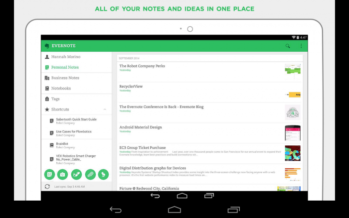 Screenshot 2014 09 30 13 58 09 e1412110779276 8 Essential Android Apps for Working on the Road
