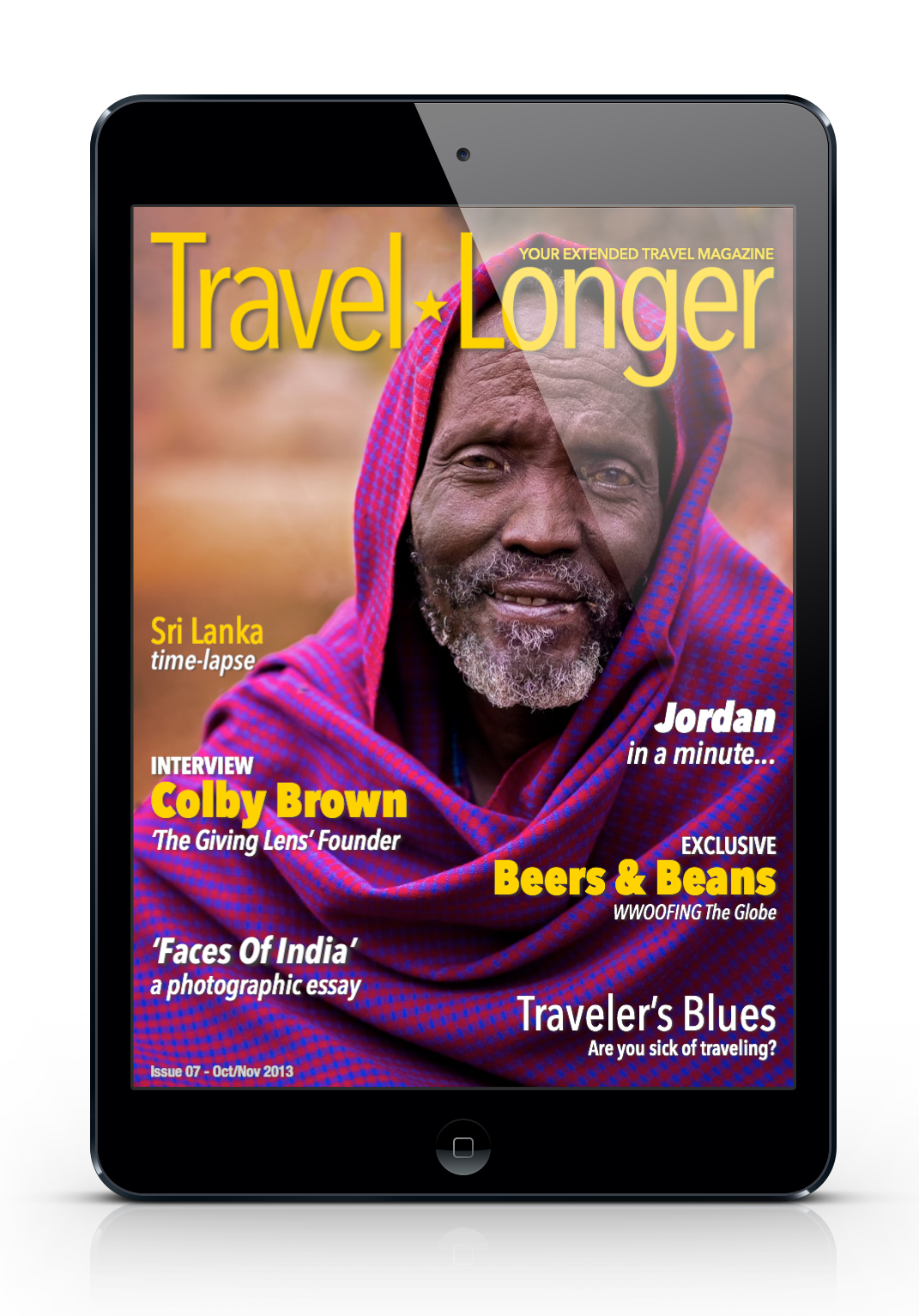 Travel Longer Magazine
