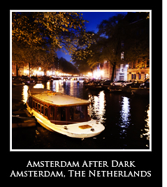 amsterdam after dark icon Photo Essays