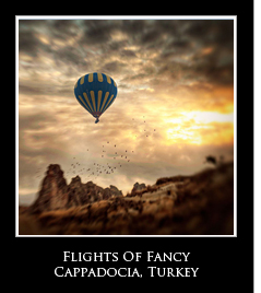 balloon ride over cappadocia 1 Photo Essays