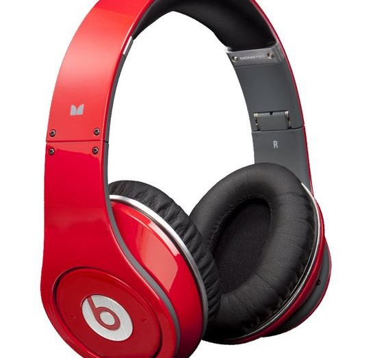 Beats by Dre Studios.
