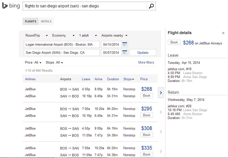 Bing Travel Indicator : Beers and beans how to travel with bing earn rewards too