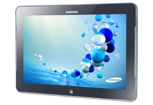 Samsung Intel-based tablet.