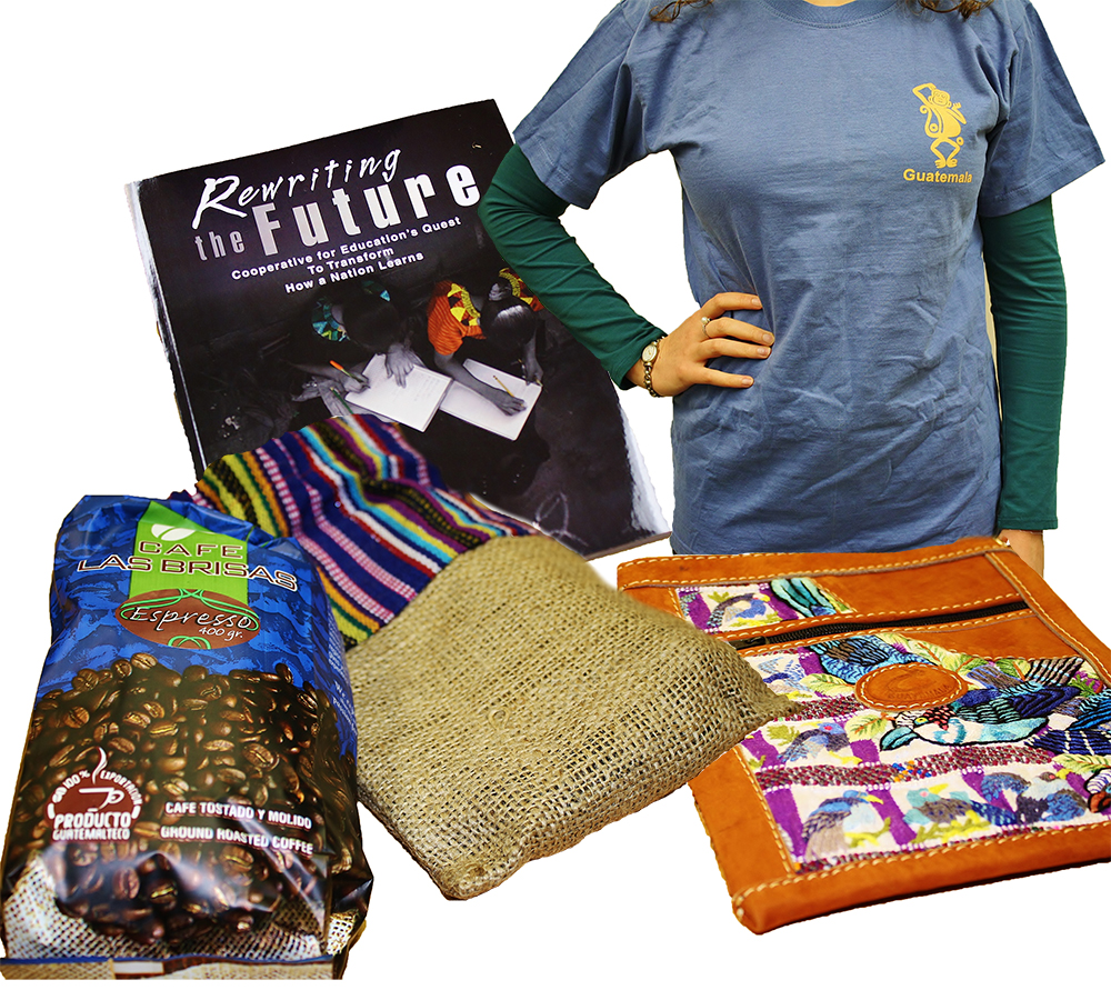 Guatemala Prize Pack from Cooperative for Education.
