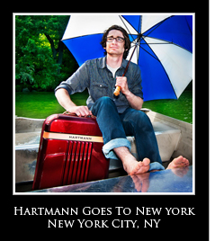hartmann goes to new york icon 2 Photo Essays
