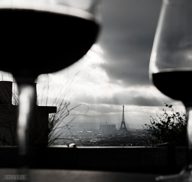 paris_eiffel tower and wine_copyright Bethany Salvon