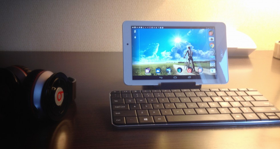 Acer Iconia Tab 8 Review: Can it really handle a life travel: